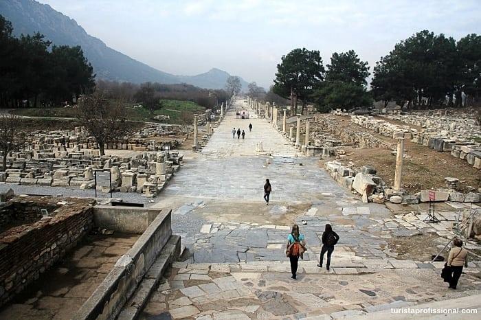 dicas de ephesus - Como chegar e dicas para visitar Éfeso, na Turquia: uma joia da Antiguidade