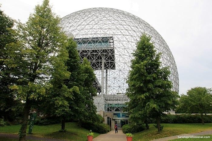Roteiro de 3 dias em Montreal, Canadá