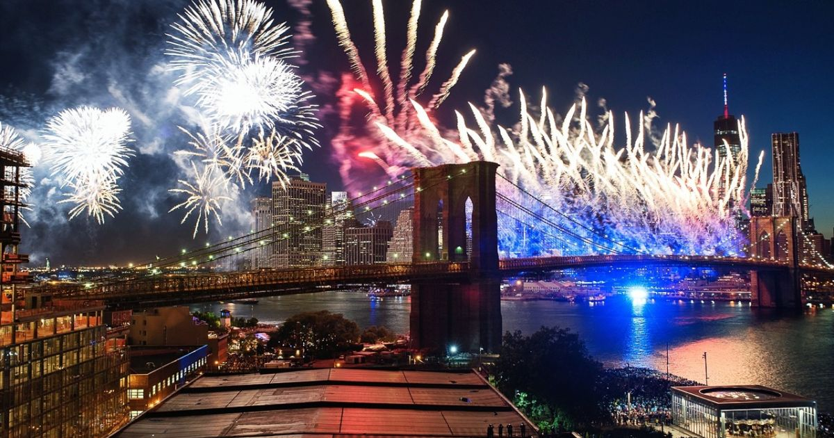 Fim de ano em Nova York