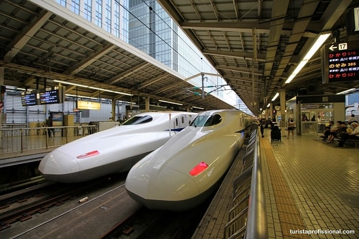 Dicas sobre o Japan Rail Pass