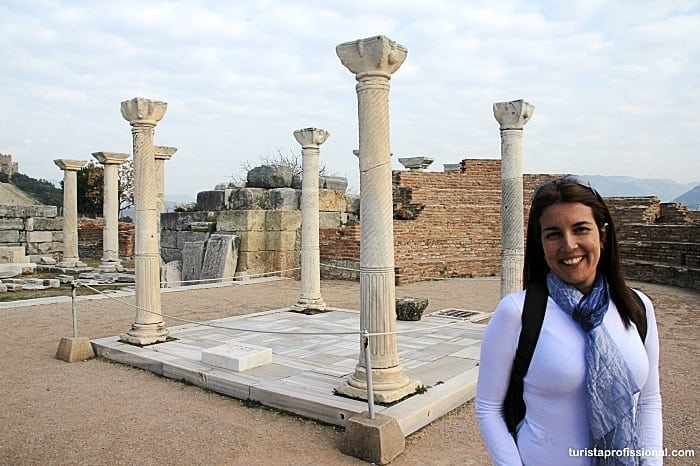 tumulo de sao joao - Como chegar e dicas para visitar Éfeso, na Turquia: uma joia da Antiguidade