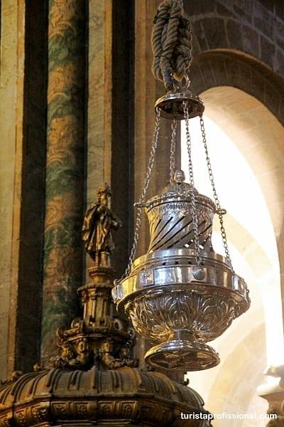 botafumeiro - O que fazer em Santiago de Compostela: as principais atrações turísticas