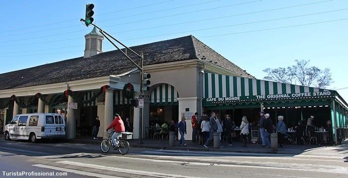 onde comer em New Orleans