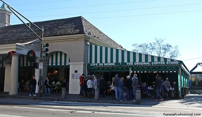 cafe du monde new orleans - O que fazer em New Orleans: as principais atrações turísticas
