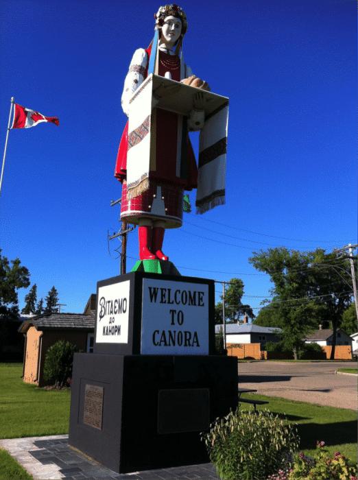 canora canada - 9 cidades pequenas no Canadá que você precisa conhecer!