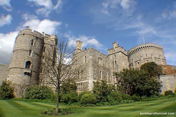atrações ligadas à Família Real Britânica