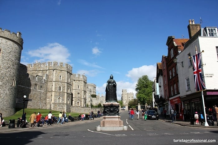 dicas de windsor - Como chegar e o que visitar no Castelo de Windsor
