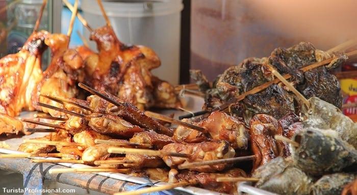 gastronomia tailandesa - Comidas da Tailândia: nas ruas tem de tudo!