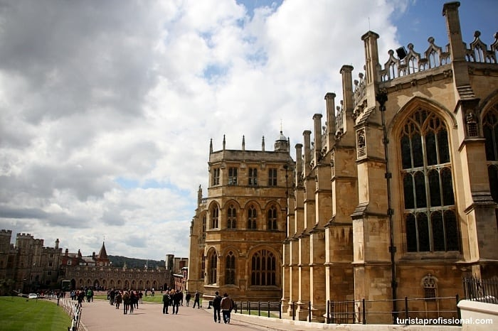 igreja windsor - Como chegar e o que visitar no Castelo de Windsor