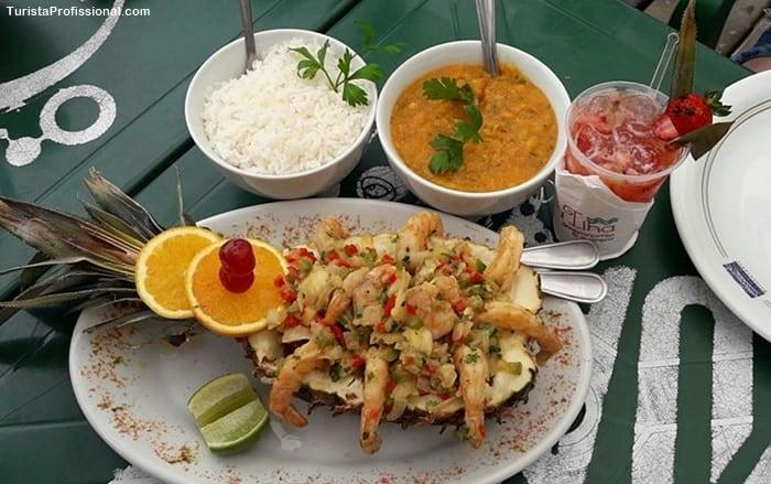 o que comer em Balneário Camboriú
