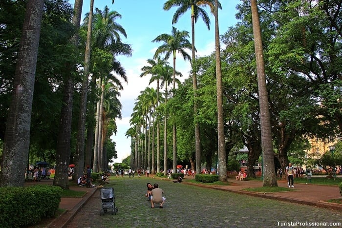 o que ver em Belo Horizonte