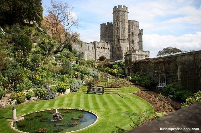 Como chegar e o que visitar no Castelo de Windsor