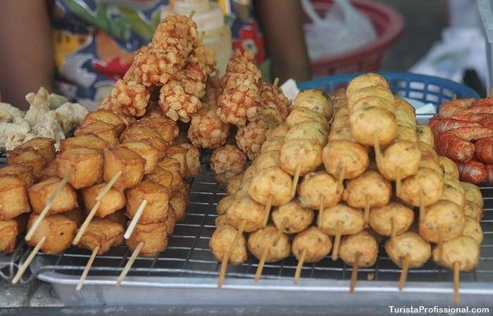 onde comer em bangkok 1 - Comidas da Tailândia: nas ruas tem de tudo!