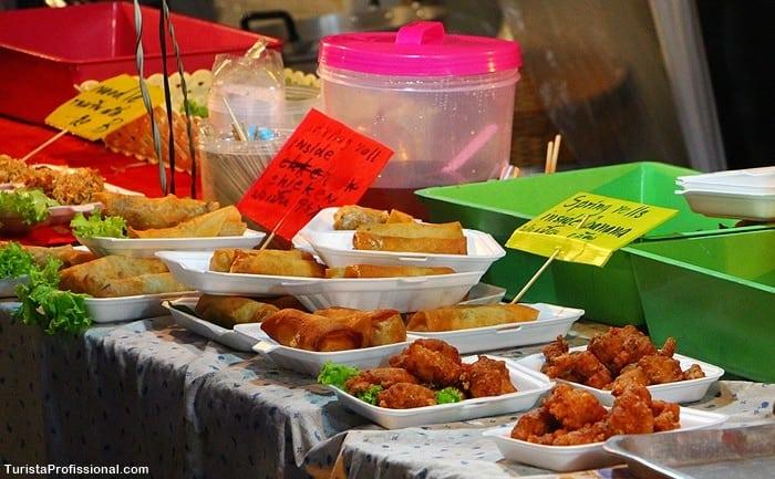 onde comer na Tailândia - Comidas da Tailândia: nas ruas tem de tudo!