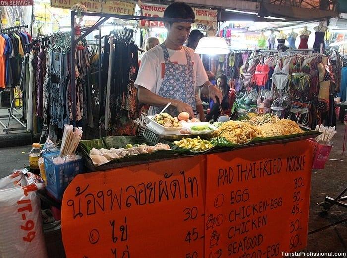 pad thai tailandia - Comidas da Tailândia: nas ruas tem de tudo!