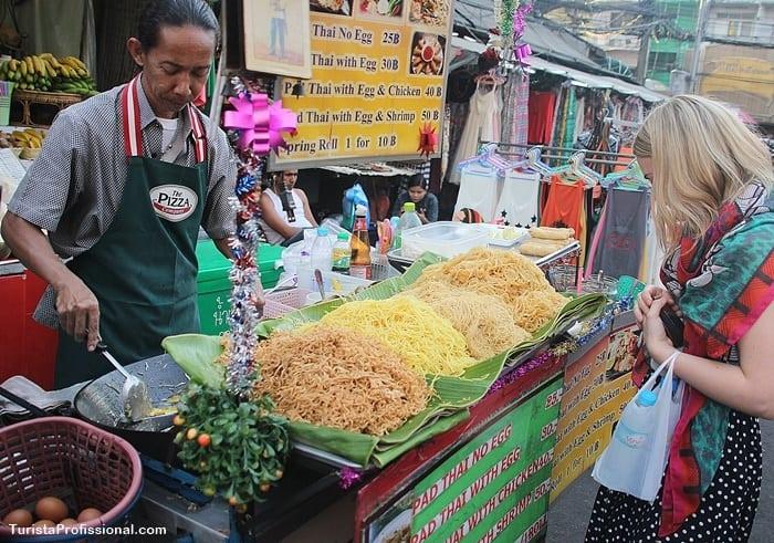 pad thai - Comidas da Tailândia: nas ruas tem de tudo!