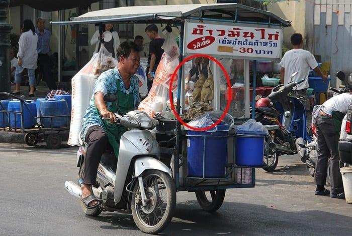 tailandia comidas de rua - Comidas da Tailândia: nas ruas tem de tudo!