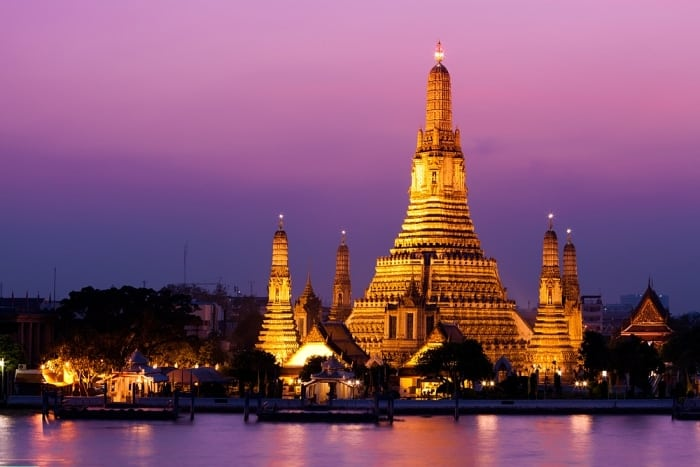 qual a melhor época para viajar para a Tailândia