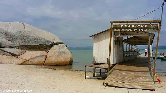 trapiche praia - Roteiro de 5 dias em Balneário Camboriú e arredores