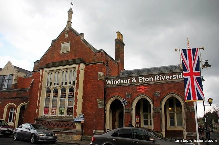trem para windsor - Como chegar e o que visitar no Castelo de Windsor