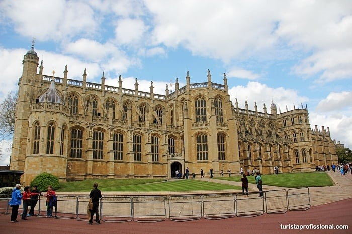 windsor castle - Como chegar e o que visitar no Castelo de Windsor