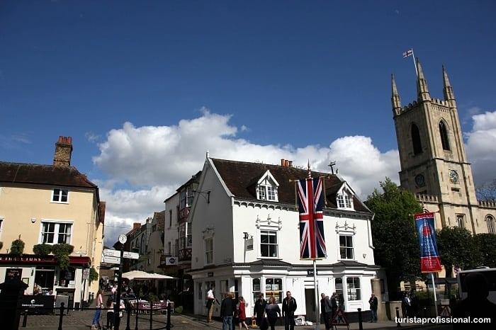 windsor inglaterra - Como chegar e o que visitar no Castelo de Windsor