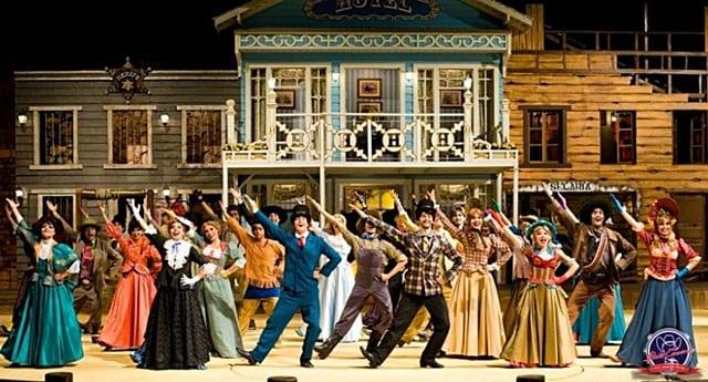 O Sonho do Cowboy Shows Beto Carrero World Google Chrome - Quais são os shows no Beto Carrero World?