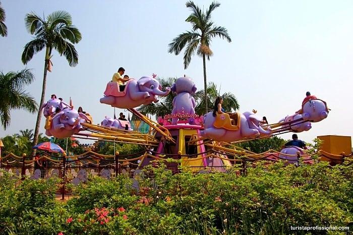 atracoes para criancas - Conheça as principais atrações do Beto Carrero World