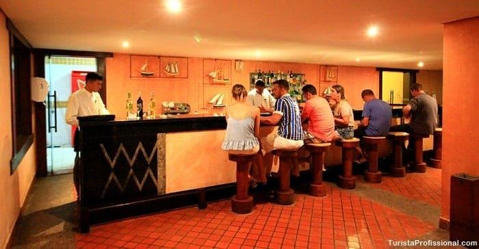 bar da piscina - Conheça o Vila Galé Fortaleza