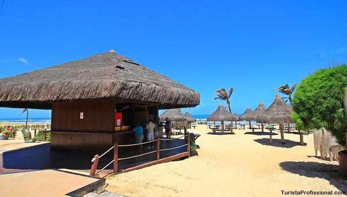 bar da praia do Futuro