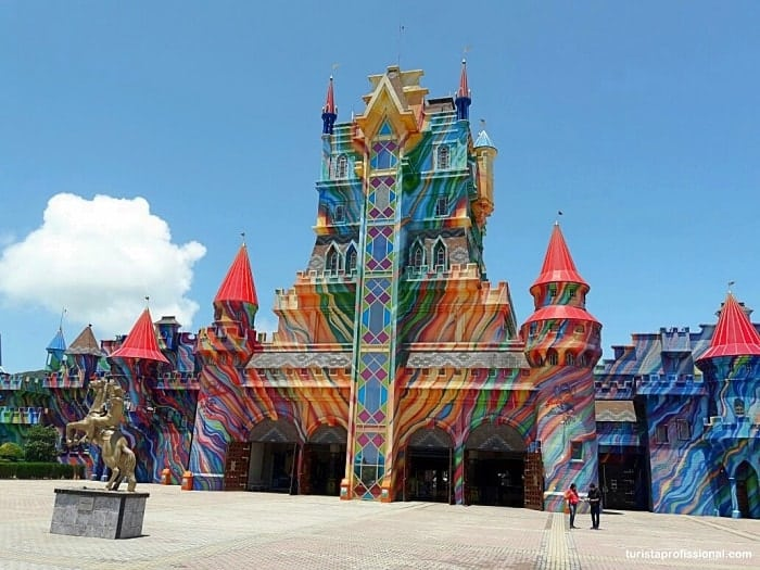 beto carrero 1 - Conheça as principais atrações do Beto Carrero World