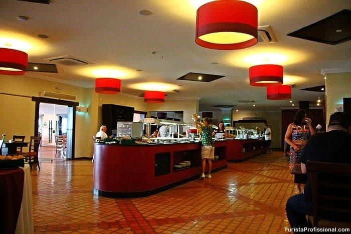 cafe da manha vila gale - Conheça o Vila Galé Fortaleza