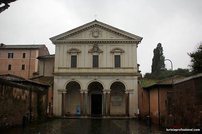 catacumba de sao sebastiao - Saia do lugar comum e visite as catacumbas de Roma