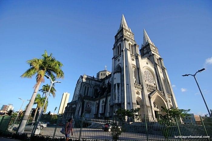 catedral fortaleza - O que fazer em Fortaleza e arredores: as principais atrações turísticas
