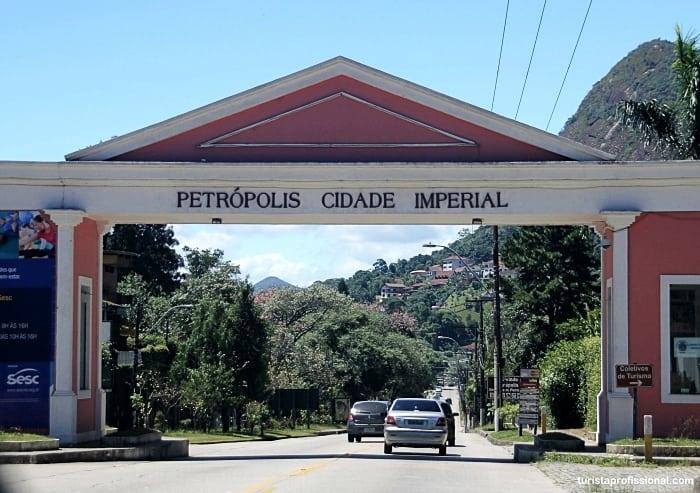 Como chegar em Petrópolis
