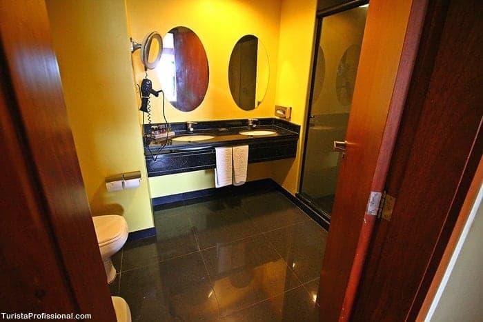hotel vila gale fortaleza banheiro min - Conheça o Vila Galé Fortaleza