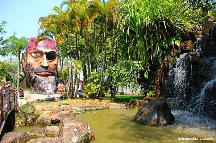 ilha piratajpg - Conheça as principais atrações do Beto Carrero World