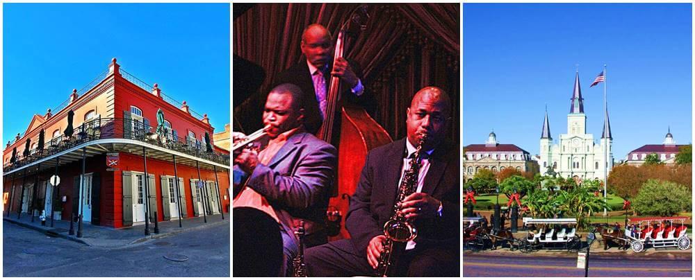 new orleans - O que fazer em New Orleans: os principais pontos turísticos