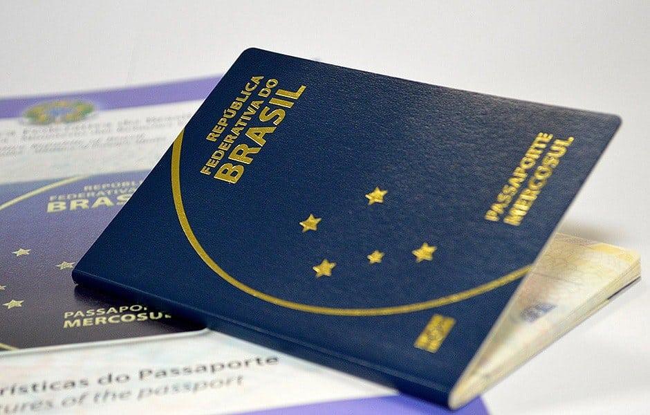 passaporte no cartório