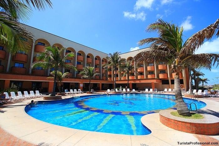 piscina vila gale fortaleza - Conheça o Vila Galé Fortaleza