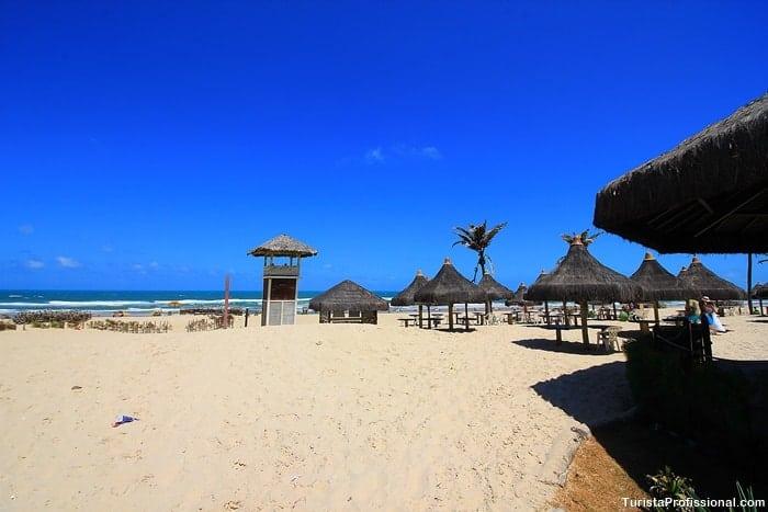 praia do futuro 1 - Conheça o Vila Galé Fortaleza
