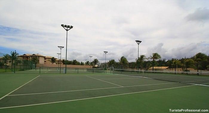 quadra de esportes do Vila Galé