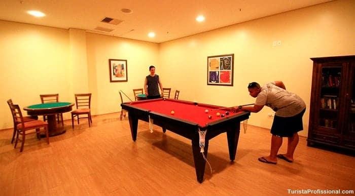 sala de jogos hotel vila gale - Conheça o Vila Galé Fortaleza