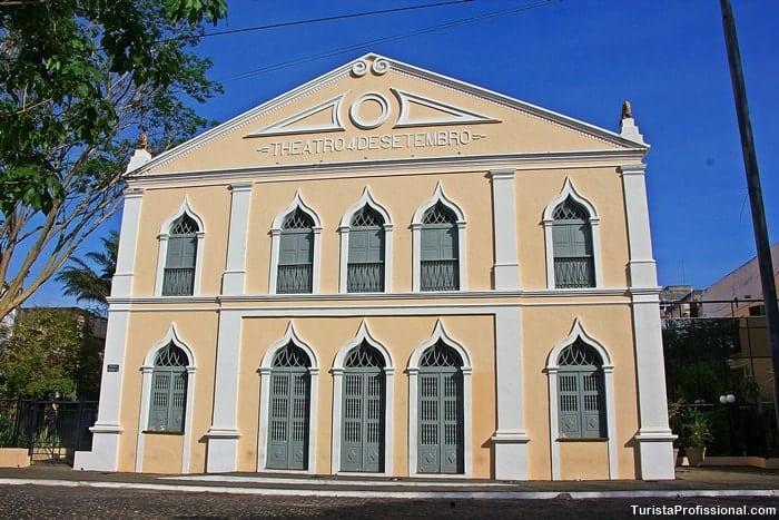 teatro 4 setembro teresina min - O que fazer em Teresina, Piauí: as principais atrações turísticas
