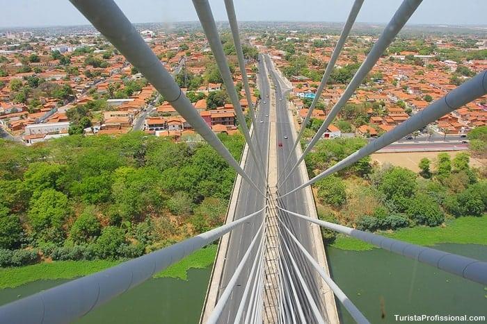teresina ponte estaiada min - O que fazer em Teresina, Piauí: pontos turísticos