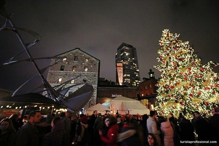 toronto em dezembro - Toronto em dezembro: 10 atrações natalinas imperdíveis!