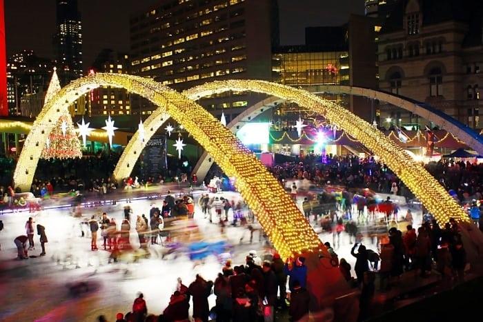 toronto parede - Toronto em dezembro: 10 atrações natalinas imperdíveis!