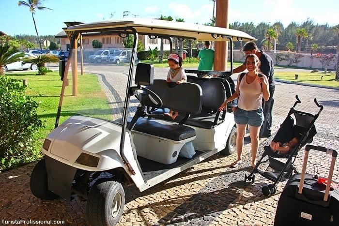 turista profissional em Cumbuco
