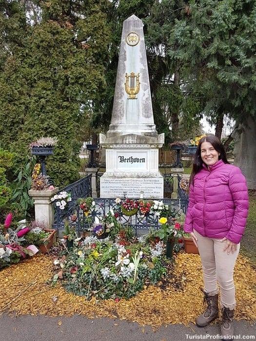 cemiterio de beethoven em viena - Seguindo os passos de Beethoven em Viena