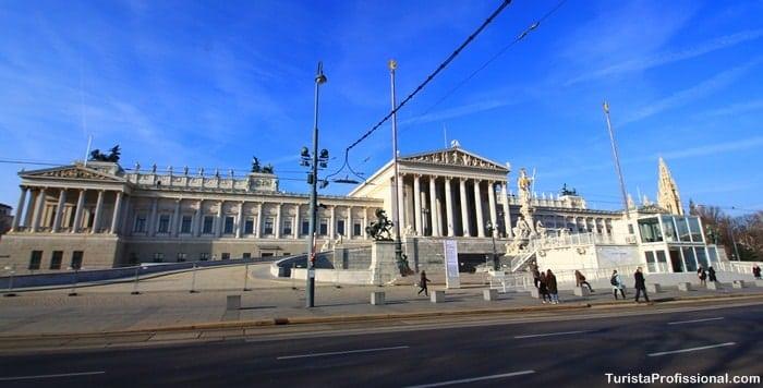 o que ver em viena - Passeando pela Ringstrasse, a rua mais famosa de Viena